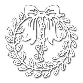 Penny Black Punzonatura di stencil, Penny Black, Christmas Wreath