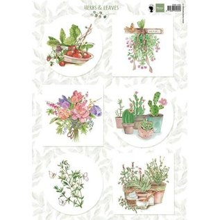 Marianne Design Blatt A4, herfst en bladeren