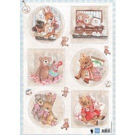 Bilder, 3D Bilder und ausgestanzte Teile usw... Picture sheet, A4