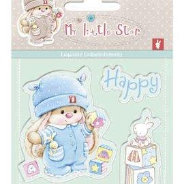Stempel / Stamp: Transparent Stempel motiv, Transparent: Baby