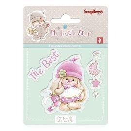 Stempel / Stamp: Transparent Stamp motif, banner: Baby