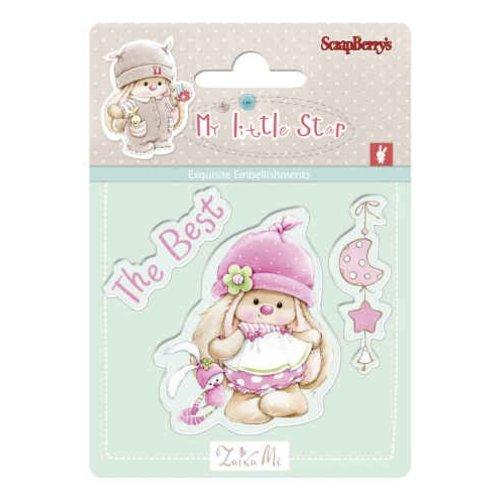 Stempel / Stamp: Transparent Kaarten maken, Stempel motief,  Baby