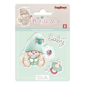 Stempel / Stamp: Transparent Kaarten maken, Stempel motiv, Transparent: Baby