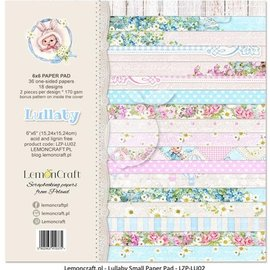 Prima Marketing und Petaloo Cards and scrapbooking paper, 15.5cm x 15.5cm, baby