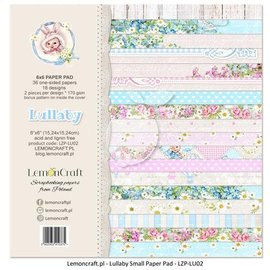 Prima Marketing und Petaloo Karten und Scrapbooking Papier, 15,5cm x 15,5 cm, Baby