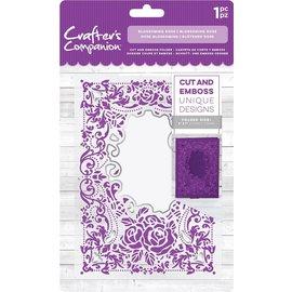 Crafter's Companion Cortar plantillas y grabar carpetas