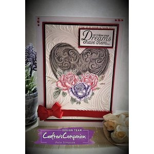 Crafter's Companion 3D embossing map