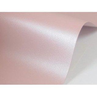 Karten und Scrapbooking Papier, Papier blöcke Papier pour cartes et scrapbooking, 30,5 x 30,5 cm, Pearl Shine Pink
