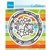 Marianne Design Stanzschablonen, Circle & stars