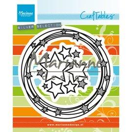 Marianne Design Stansemale, Circle & stars