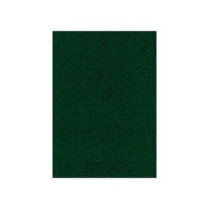 Karten und Scrapbooking Papier, Papier blöcke Linned karton, A5, Julgrøn, 10 ark