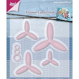 Joy!Crafts / Jeanine´s Art, Hobby Solutions Dies /  cutting Dies, Timeless Flowers, Clematis Oval - Copy