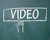 Video tutorials, krympe ærmer og shrink wrap til køkkener, vaser og bolde