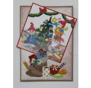 Elisabeth Craft Dies , By Lene, Lawn Fawn Cutting dies, Christmas bag and gifts