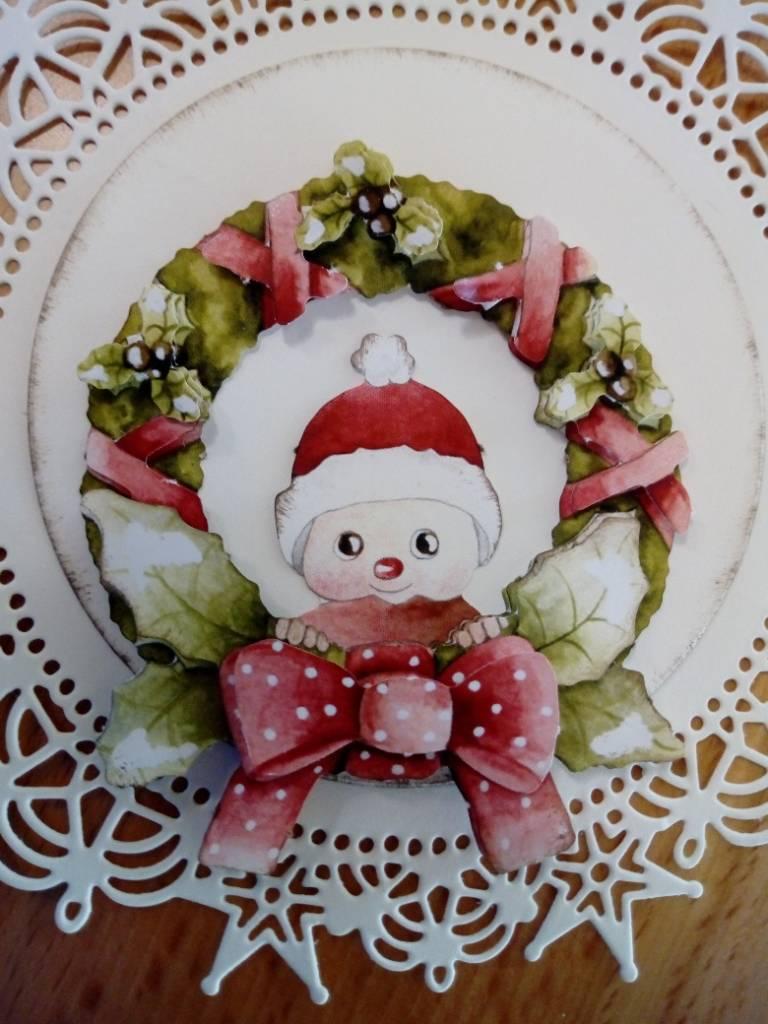 Basteln Für Weihnachten 1 Vorgestanzten Bogen A4 Ihr Wwwhobby