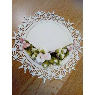 Bilder, 3D Bilder und ausgestanzte Teile usw... knutselen voor Kerstmis, 1 voorgesneden vel, A4