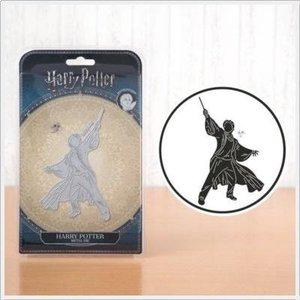 Spellbinders und Rayher Modelli di taglio, Harry Potter 9,3 cm x 15,2 cm