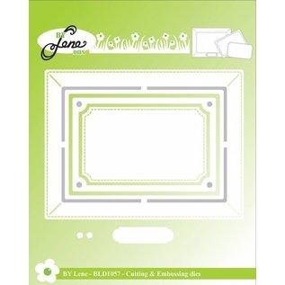 Leane Creatief - Lea'bilities und By Lene modelos de corte para desenhar molduras