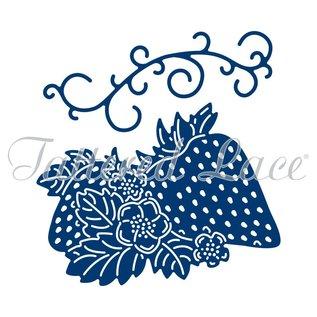 Tattered Lace Snijsjablonen, bosvruchten, beperkt!