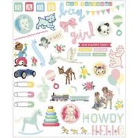 Baby Embellishments, 96 parts!