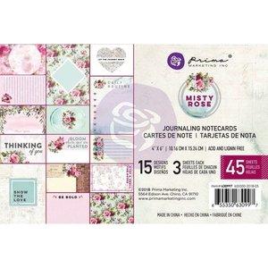 "Prima Marketing und Petaloo Cartes et album, embellissements, ""Misty Rose"" - Copy"