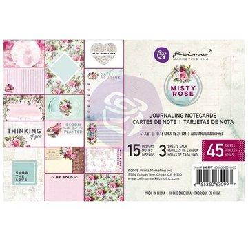 """Prima Marketing und Petaloo Carte e Scrapbook, abbellimenti, """"Misty Rose"""" - Copy"""