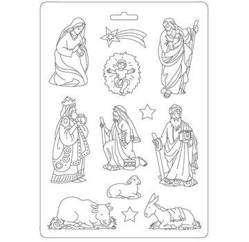 Stamperia creare stampi morbidi, persino abbellimenti!