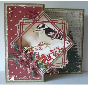 Joy!Crafts / Jeanine´s Art, Hobby Solutions Dies /  Joy Crafts, stansemal