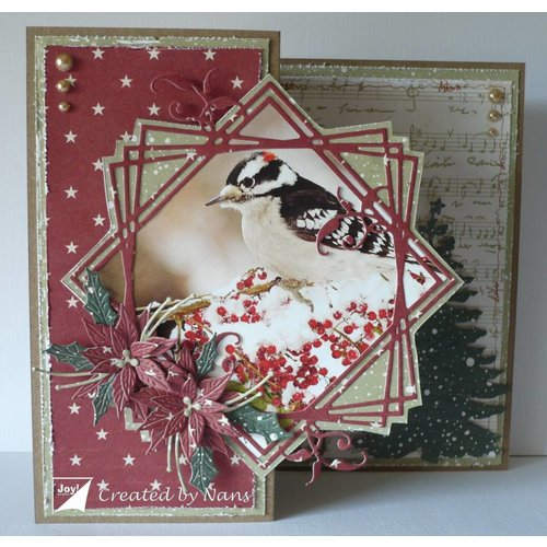 Joy!Crafts / Jeanine´s Art, Hobby Solutions Dies /  Joy Crafts, stansmal