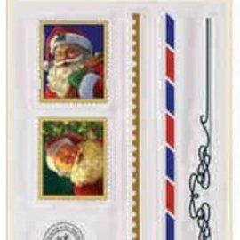 Docrafts / Papermania / Urban Motivo del sello: motivos navideños
