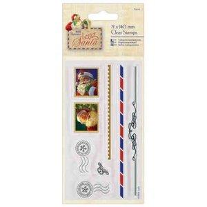 Docrafts / Papermania / Urban Motif de timbre: motifs de Noël