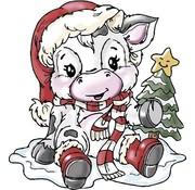 Docrafts / Papermania / Urban Stamp motif: Christmas motives - Copy