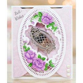 Tattered Lace Modelli di cutter, etichette vintage (etichette) limitate!