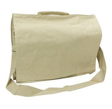 Holz, MDF, Pappe, Objekten zum Dekorieren School / laptop bag, cream