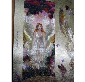 Bilder, 3D Bilder und ausgestanzte Teile usw... Foglio di punzonatura Dufex, angelo