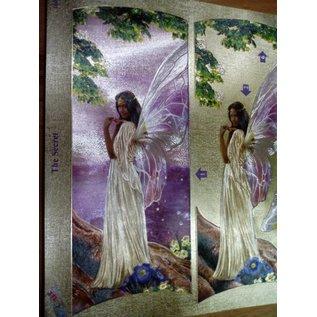 Bilder, 3D Bilder und ausgestanzte Teile usw... Dufex ponsvel, engel