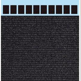 REDDY Cartón microondas, 230g./qm, formato A4, negro brillo.