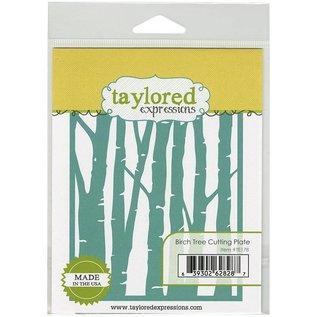 Elisabeth Craft Dies , By Lene, Lawn Fawn cutting dies, birch trunks
