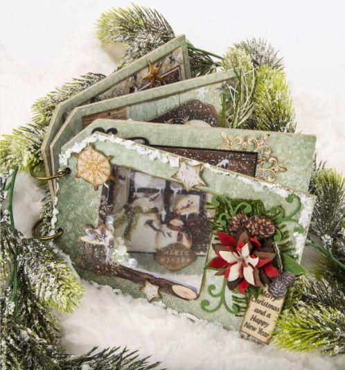 DIY: Christmas / Weihnachten Deko Album.. sooo fabelhaft schön ...