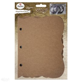 FARBE / MEDIA FLUID / MIXED MEDIA Ring binder, 16.1 x 20.3 cm