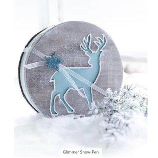 Glimmer Snow-Pen, fles 30ml