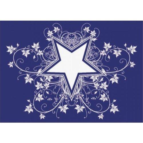 Pronty Modèle: Star and Co. A4, 1 pochoir + raclette