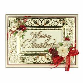 Spellbinders und Rayher Stanzschablonen, Spellbinders Holly Jolly Christmas Dies (S6-151)