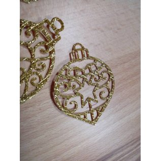 Cottage Cutz Cutting dies, Christmas, Ornament Set