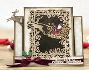 Preparazione per l'inverno e cartoline di Natale e altri progetti!