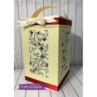 Crafter's Companion Snijsjablonen, Kerstmis