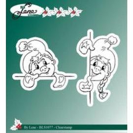 Stempel / Stamp: Transparent Timbro trasparente: Gnome