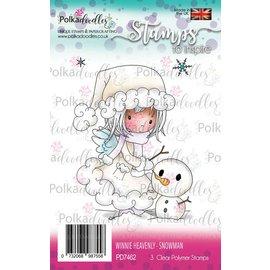 Polkadoodles  Transparent stamp