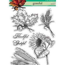 Penny Black Transparent stamp