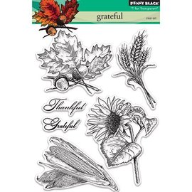 Penny Black Transparent Stempel